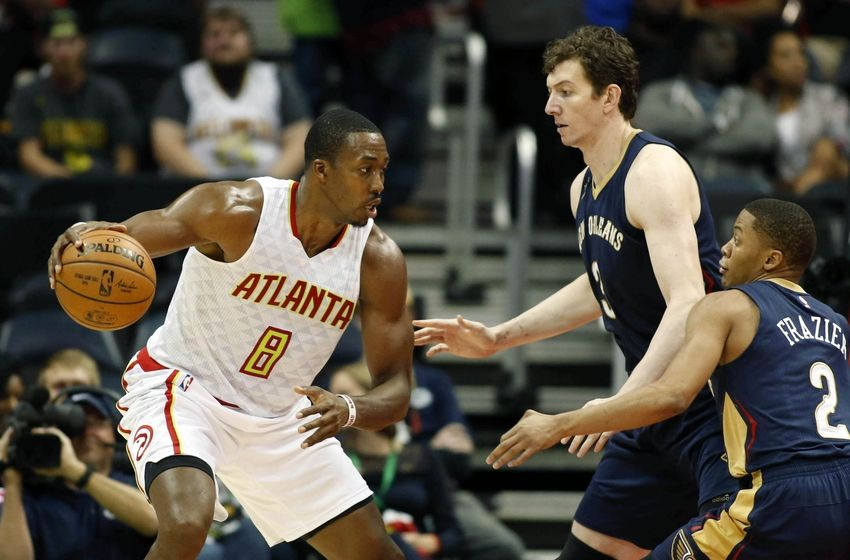 Dwight Howard and the Atlanta Hawks will head to Omaha to face the Chicago Bulls.