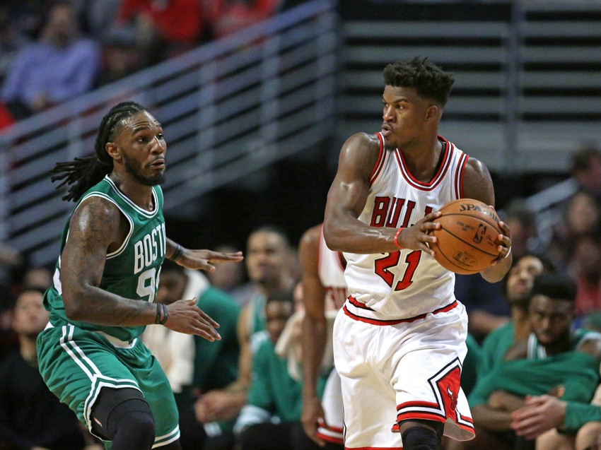 Jimmy Butler, SG/SF, Chicago Bulls