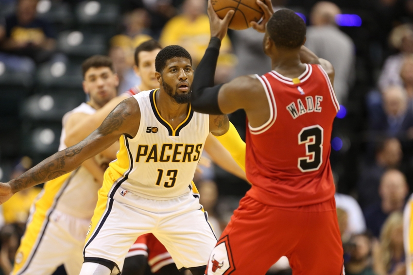 978d0725d Chicago Bulls vs. Indiana Pacers  Advanced Stats Game Outlook