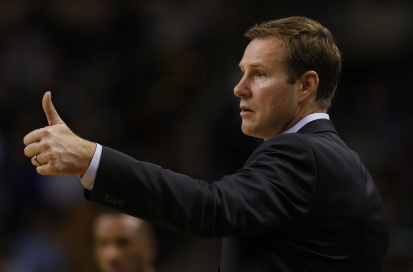 Fred Hoiberg, head coach, Chicago Bulls
