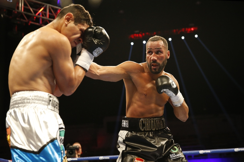 James DeGale beats Rogelio Medina to retain IBF super-middleweight title