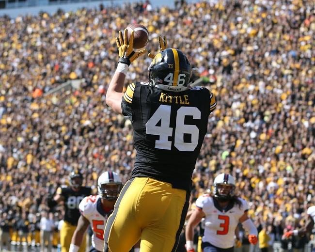 cheaper 78bab d13f1 Iowa Football vs Northwestern: Three Players to Watch   FOX ...