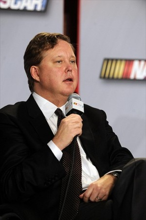 NASCAR Sprint Cup Series: Media Tour