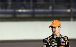 NASCAR Sprint Cup Series: Ford EcoBoost 400-Qualifying