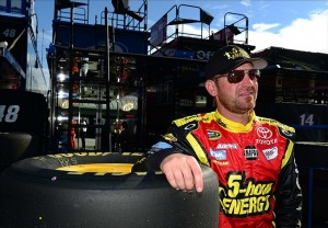 NASCAR Sprint Cup Series: Ford EcoBoost 400-Practice