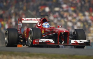 Alonso charges to victory - The Spanish Grand Prix