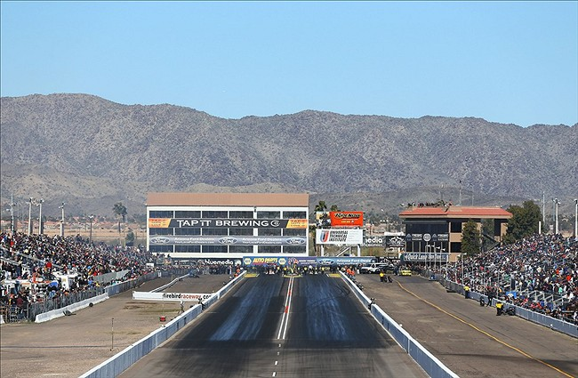 chandler arizona drag strip