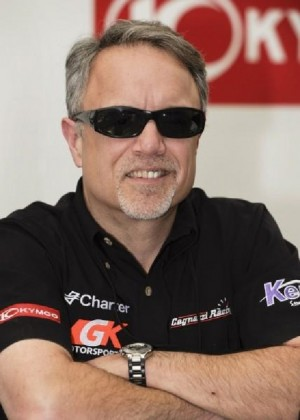 Victor Cagnazzi's chance conversation with the head of Husky Liners, ended up giving Erica Enders-Stevens a chance to compete for the Pro Stock championship.