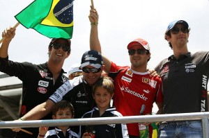 Massa will join his fellow Brazilians and past Williams drivers, Rubins Barrichello, Bruno Senna and Ayrton Senna, and drive next season for the famous team.