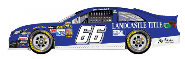 No. 66 Joe Nemechek (Courtesy of NASCAR.com)