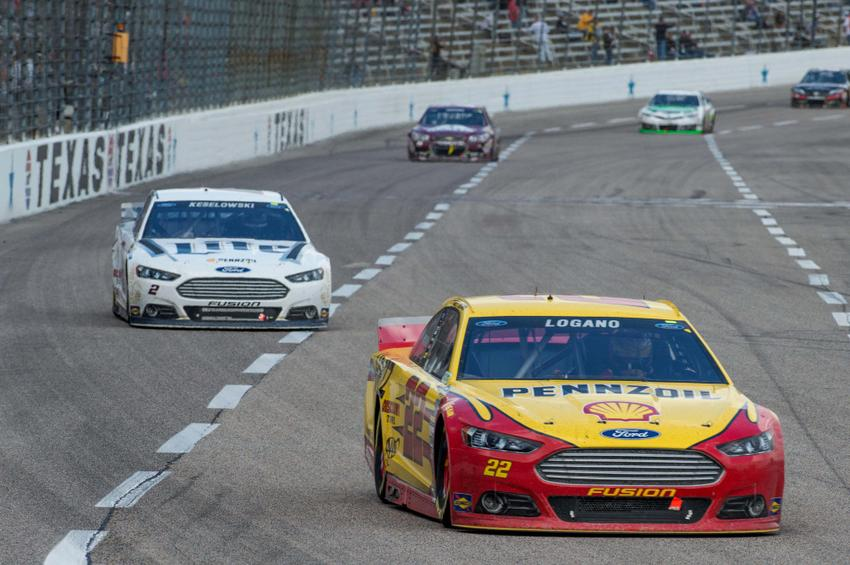NASCAR: Duck Commander 500 Results, Joey Logano Wins - Beyond the Flag