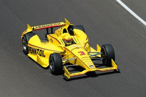 Helio Castroneves - Penske Racing 2014