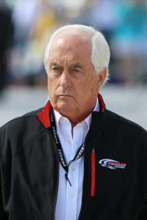 Sep 29, 2013; Roger Penske prior to the AAA 400 at Dover Speedway. Photo: Matthew O'Haren-USA TODAY Sports