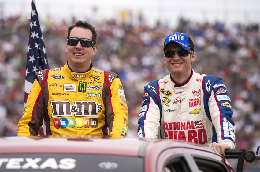 Nascar the five most impactful moves of the off season page 2