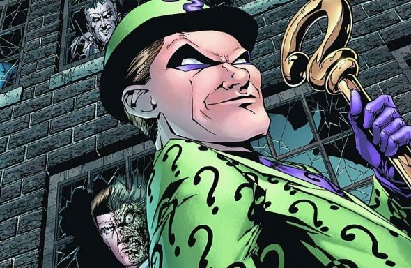 Riddler-Batman
