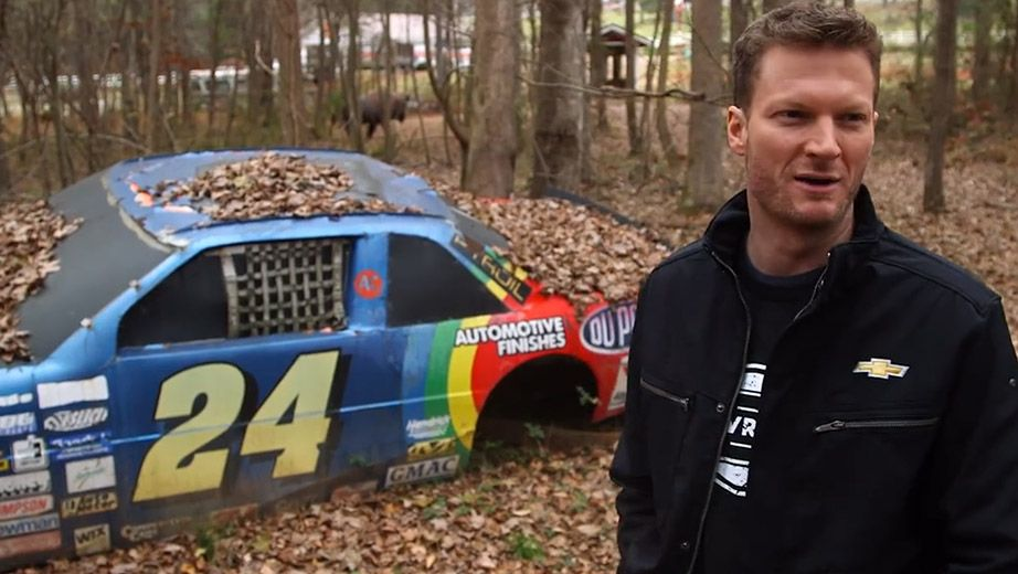 Dale Earnhardt Jr Personal Car Collection An in-depth look at dale