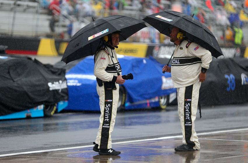 NASCAR: LIVE Weather And Race Updates From Bristol