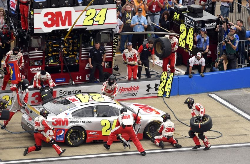 NASCAR Driver Kevin Harvick Accused Of Engineering Massive Crash