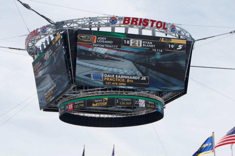 Nascar Bristol Start Time Channel And Streaming Info