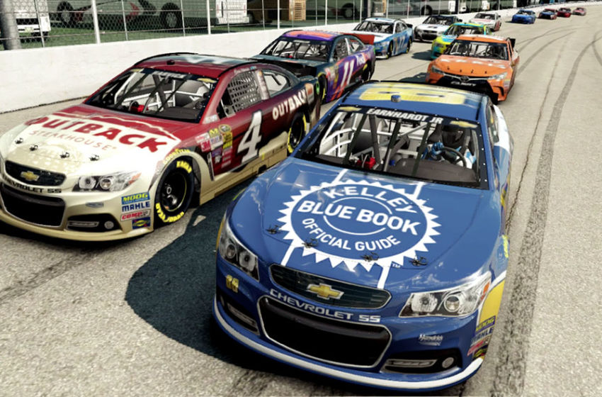 dm racing announces new nascar game for ps4 xbox one. Black Bedroom Furniture Sets. Home Design Ideas