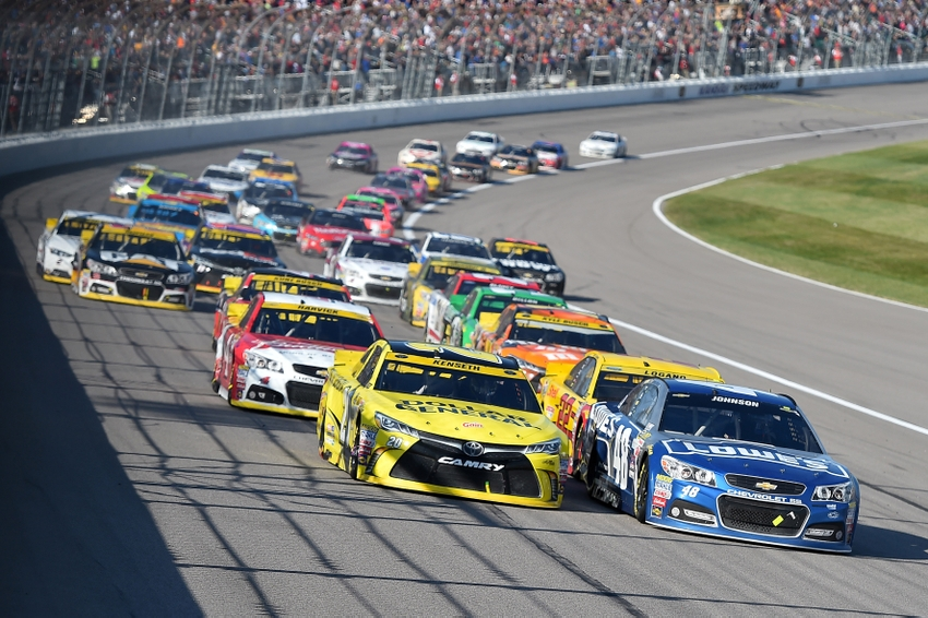 hollywood casino 400 race prediction