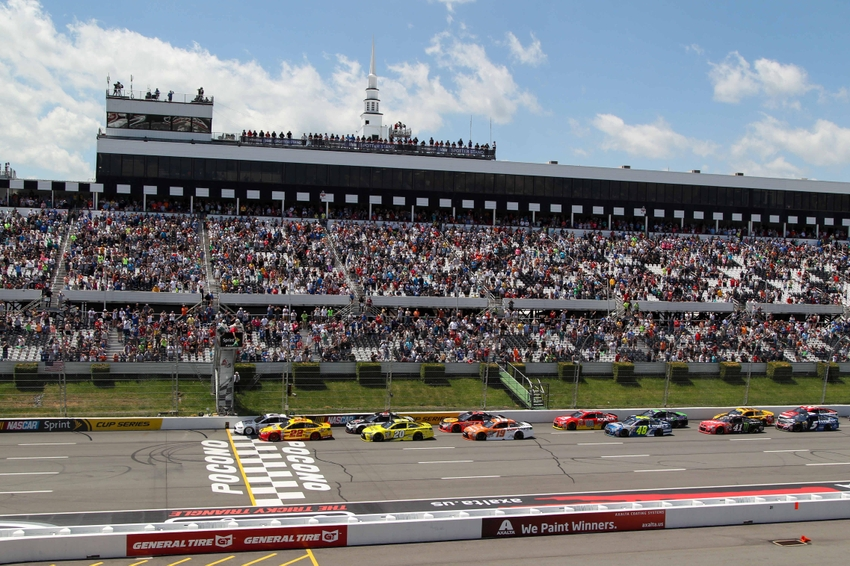 Nascar Four Predictions For The Pennsylvania 400