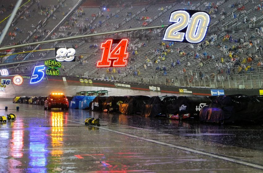 Nascar Live Weather Race Updates From Bristol