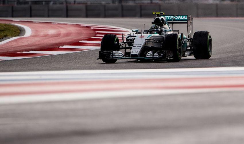 F1: Nico Rosberg Wins Italian Grand Prix