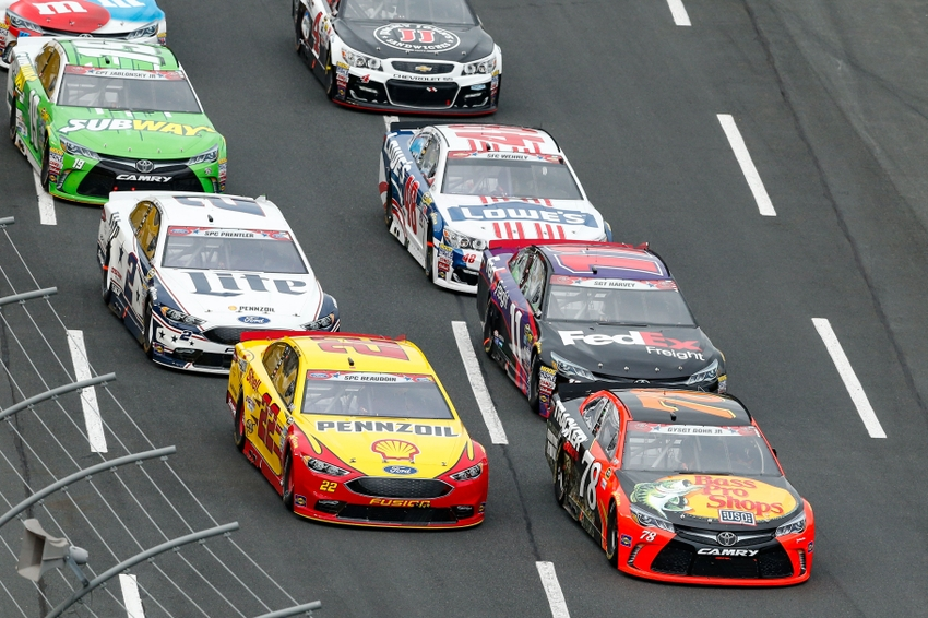Who are the sleepers to win the Coca-Cola 600 at Charlotte?