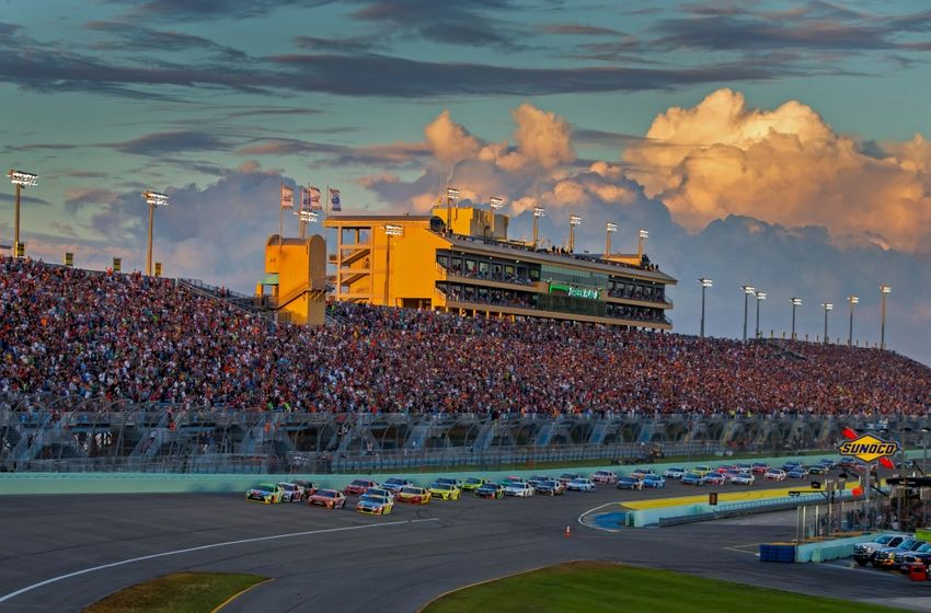 Power rankings ford ecoboost 400 from homestead miami for Homestead motor speedway schedule