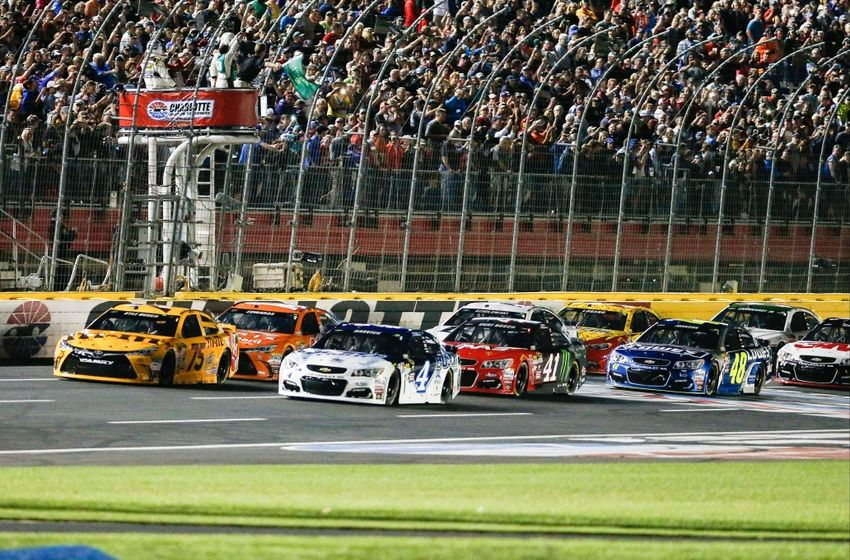 Nascar final four clinching scenarios for phoenix for Race at charlotte motor speedway