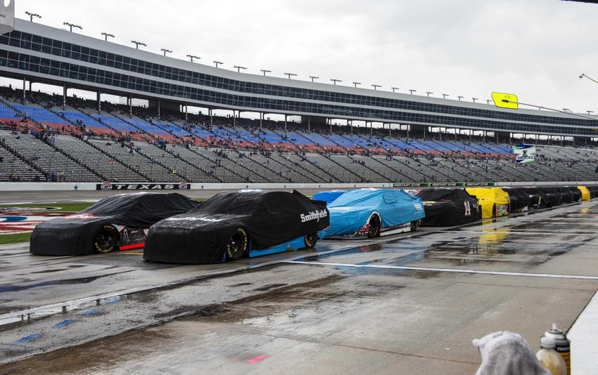 Nascar Addressing The Possibility Of A Texas Motor
