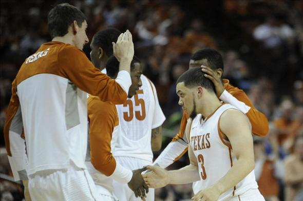 Texas Longhorns battle Iowa State in a Top 25 showdown