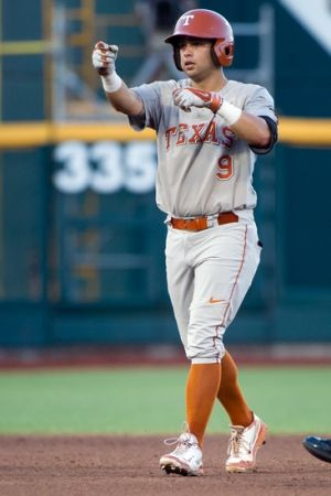 College World Series-Texas Longhorns