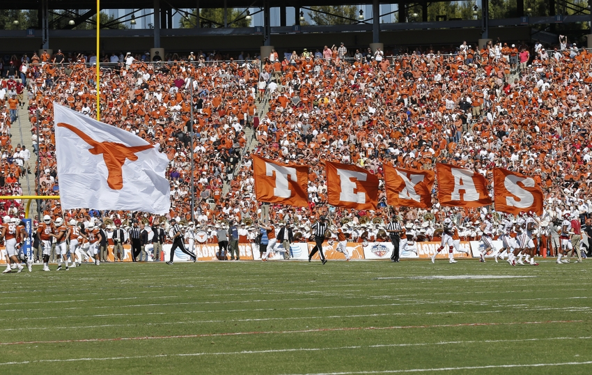 Texas Football Recruiting Chevin Calloway Latest Not To