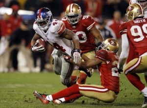 NFL: NFC Championship-New York Giants at San Francisco 49ers