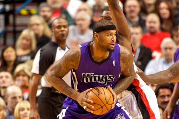 NBA: Sacramento Kings at Portland Trail Blazers