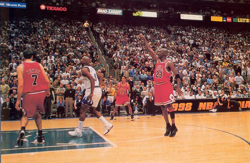 NBA Finals: Game 7 Offers LeBron Something Jordan Never Had