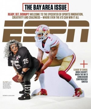 ESPN the Magazine's Bay Area Issue