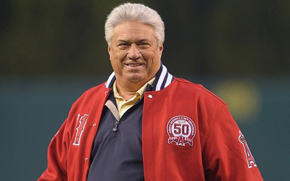 Bay Area native and former big-league player and manager Jim Fregosi died Friday at age 71. He suffered multiple strokes last week. Mandatory Credit: Kirby Lee/Image of Sport-USA TODAY Sports
