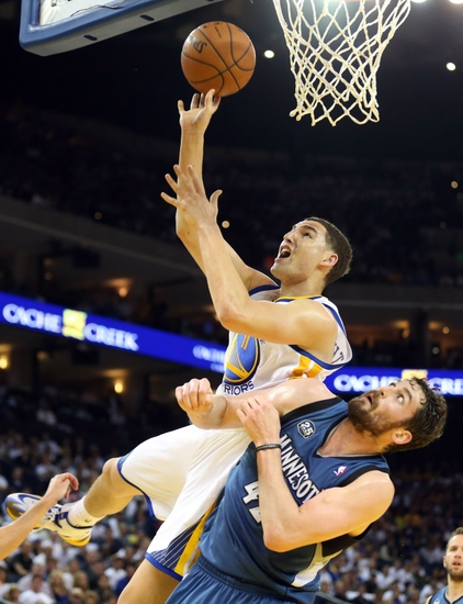 Golden State Warriors: Love Not Needed to Compete for Title