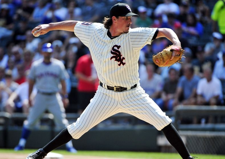 Jeff Samardzija signs with San Francisco Giants