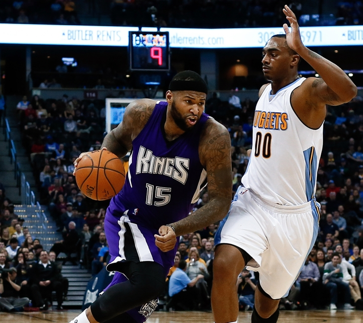 Demarcus-cousins-darrell-arthur-nba-sacramento-kings-denver-nuggets