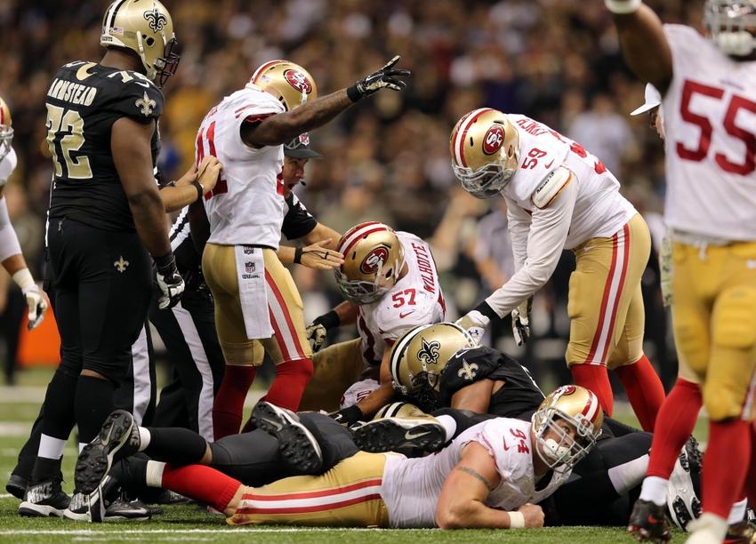 11 6  Golden Gate Sports- San Francisco 49ers vs. New Orleans Saints Game  Day Open Thread 53af07d0c