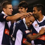 Melbourne Victory vs. Wellington Phoenix, Nov. 5, 2012