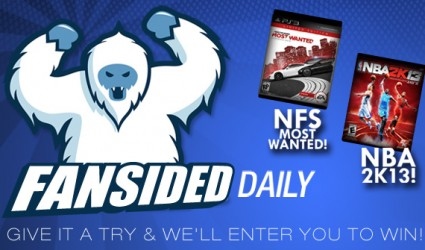 Win a copy of NBA 2K13 from Pick Axe Digest