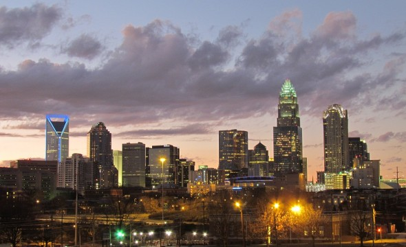 Charlotte could host the Conference USA basketball championships.