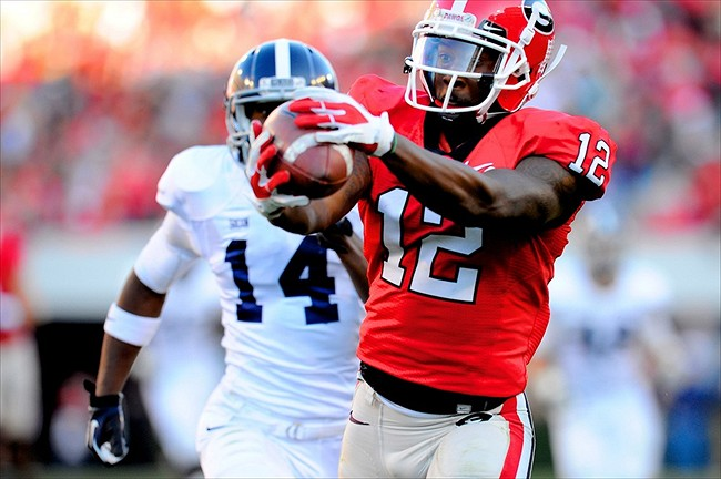 nfl draft rankings georgia bulldogs in the nfl