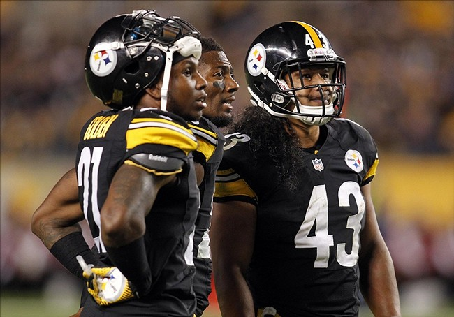 Pittsburgh Steelers defensive secondary