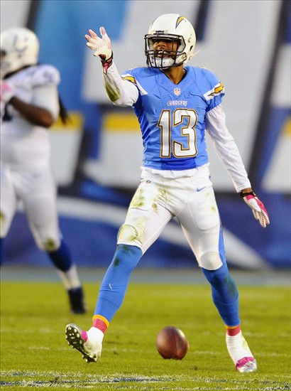 Chargers Keenan Allen Developing As Number One Target